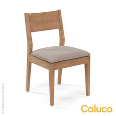 Sixty Dining Chair by Caluco available at LoftModern.com #patiofurniture #caluco #sixty