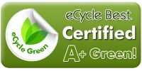 Green Rewards: A Quick E-Cycling Overview Green Technology, Badge, Recycling, Upcycle, Badges
