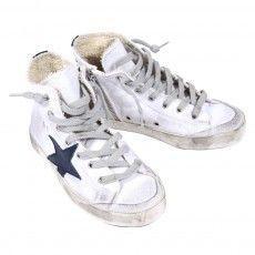 Golden goose Francy Sneakers - White
