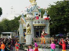 Hong Kong - Disneyland Parade  | Flickr - Photo Sharing!