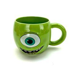Monsters Inc University Mike Wazowski Disney Cup Mug Barrel for sale online Barrels For Sale, Monsters Inc University, Mike Wazowski, Cups, 3d, Coffee, Disney, Ebay, Kaffee