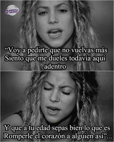 No #Shakira