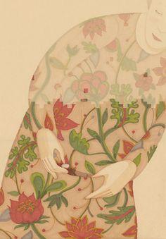 Illustrations by Alicia Baladan, on the blog today: http://www.artisticmoods.com/alicia-baladan/