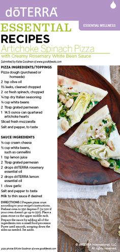 Here is a list of the best doTERRA dinner recipes. Using essential oils in recipes is a really good way to go. Essential oils are so easy, no chopping. Lunch Recipes, Great Recipes, Cooking Recipes, Cooking Pork, Cooking Salmon, Pizza Recipes, Drink Recipes, Favorite Recipes, Cooking With Essential Oils