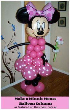 minni mouse balloon