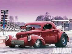 Hot Rods and Pin Ups. A huge collection of thousands of images of hotrods, hot rodding, drags, gassers, etc. From the most important early days to modern kustoms and street rods. Us Cars, Race Cars, Dream Cars, Bugatti, Jet Packs, Carros Audi, Mustang, Nhra Drag Racing, American