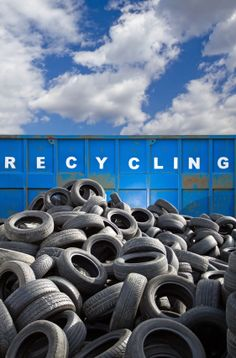 Rubber Tires 101: A Recycling Primer