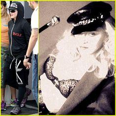 #Madonna Sang in Her Underwear & No One Seemed to Mind! --- More News at : http://RepinCeleb.com  #celebnews #repinceleb #Gossip, #Madonna