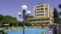 aravel Hotel is located in a quiet and pleasant garden setting far from noise, opposite the sea and just 6 (six) kilometres from Limassol Town centre.
