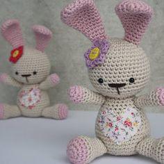 Amigurumi Funny Bunny-Free Pattern
