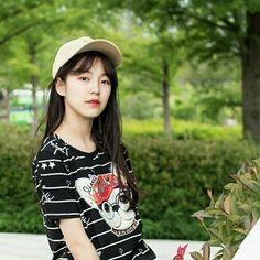 Fromis_9 Jiheon Jeon Somi, Our Girl, Female Characters, Korean Girl, Pretty Girls, Dancer, Idol, Sweet, Style