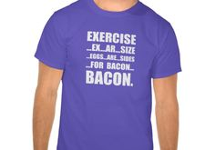 You get distracted almost immediately. | 17 Tees For When Your Workout Just Isn't Gonna Happen
