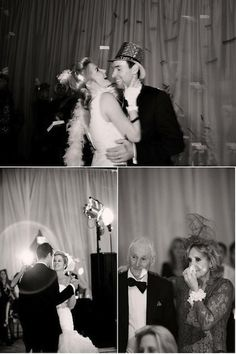 New Year's Eve Wedding Ideas | Intimate Weddings - Small Wedding Blog - DIY Wedding Ideas for Small and Intimate Weddings - Real Small Weddings