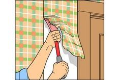How to Remove Old Wallpaper Easily and Quick Without Chemicals or Devices | eHow