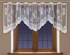 Záclona kusová Brenda 90 x 300 cm Interior S, Colorful Decor, Modern Decor, Valance Curtains, Kitchen, Home Decor, Wall Panelling, Decorating Ideas, Living Room