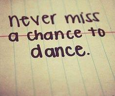 Dance #Quote