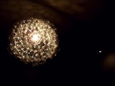 plastic waterbottle chandelier by douceurs d'etre, via Flickr~ I wonder if I would ever finish it? :)