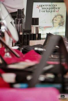 Luisa Alexandra: Operação Maquilhar Portugal • Workshop de Auto Maquilhagem com os produtos Mary Kay