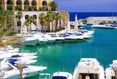 Portomaso Marina, St. Julian's, Malta