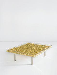 """Yves Klein, """"Table d'or"""", designed 1961, Phillips: Design"""