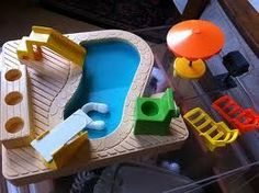 Fisher Price pool
