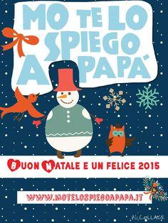 Dialoghi fedeli di cose accadute, durante le feste di Natale, con i bambini. http://www.motelospiegoapapa.it/2014/12/29/accade-durante-le-feste-di-natale.html