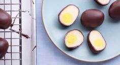 Paleo Chocolate Creme Egg Recipe