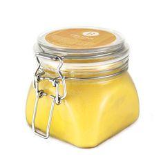 Basin  - Viva la Juicy Shea Salt Scrub, $30.00 (http://www.basin.com/viva-la-juicy-shea-salt-scrub/)
