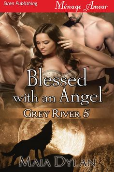 Book five in the series, Blessed with an Angel