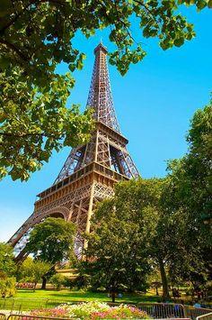 Effiel Tower, Paris