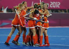 Netherlands win gold - Field Hockey Slideshows | NBC Olympics
