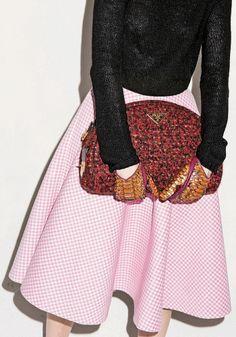 New Prada Bags on Pinterest | Prada Bag, Prada Handbags and Prada ...
