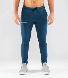 Ultra Light Weight Stretch Fabric combined with a tapered athletic fit. From workout to everyday adventures, theAero Pantsdelivers.These city-inspired pants have 2 side pockets with one back zip pocket for added security. Comfort features include stretchy elastic waistband with drawstring lock + laser cut side vents for keeping cool .