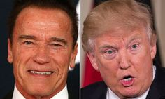 Arnold Schwarzenegger Skewers Donald Trump Over His Low Approval Ratings | The Huffington Post