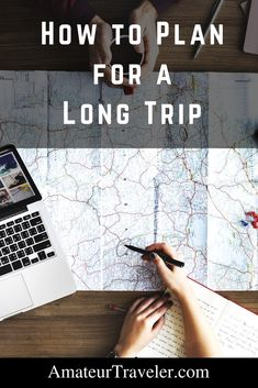 How to Plan for a Long Trip - The Definitive Guide Round The World Trip, Travel Around The World, Packing Tips For Travel, Travel Advice, Travel Hacks, Travel Stuff, Travel Ideas, Roadtrip Europa, Vacation Trips