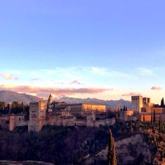 Alhambra Granada :)