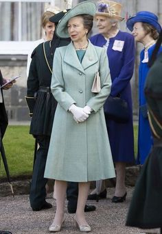 Queen Elizabeth II, Princess Anne, Prince Andrew and Prince Edward attended the Garden Party in Edinburgh Princess Estelle, Princess Eugenie, Princess Madeleine, Royal Princess, Crown Princess Victoria, Princess Charlotte, British Monarchy History, Civil Ceremony, Queen Elizabeth Ii