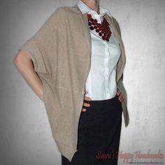 Haine Handmade » Imbracaminte, genti, accesorii, tricotaje » Jacheta lejera Sewing Blouses, Cardigans, Fashion Design