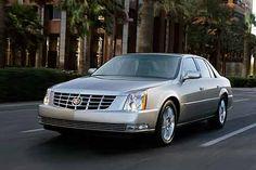 Cadillac DTS Performance Sedan  Another Car I Would LOVE As A Work Car !