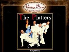 THE PLATTERS: TWILIGHT TIME.