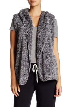 Cozy Hooded Vest