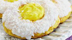Sukkerfrie skoleboller Camembert Cheese, Vanilla, Dairy, Sweets, Dessert, Cooking, Healthy, Honey, Kitchen