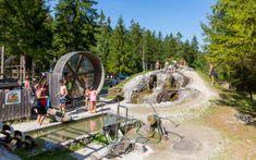 Ausflugstipps in der Steiermark für die ganze Familie. Park, Places, Water, Tips, Parks, Lugares