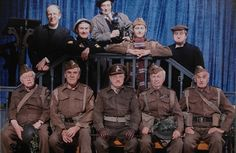 Australia captain Michael Clarke tried his best to hit back at the 'Dad's Army' jibes aimed at his ageing Ashes hopefuls, however he came across as a bit of a Pike. Dad's Army, Home Guard, Comedy Tv, Classic Tv, World War Two, Bobs, Tv Series, Legends, Tv Shows