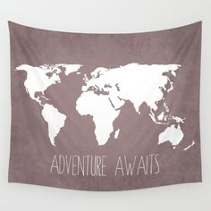 world map,map,typography,adventure awaits...