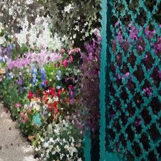 Entry to #monetsgarden @nybg using #impressionistlens by Cindy QC on Instagram.