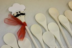 momstown burlington: Easy Chef Craft for Kids