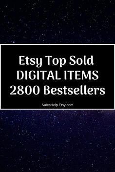 Etsy Top Sold Digital Items, Bestsellers 2020 Etsy Trends, Most Popular Now, Top Selling Items List, Best Selling Etsy Products What to Sell Popular Now, What To Sell, Sell On Etsy, Best Sellers, Party Supplies, Purses And Bags, Trends, Digital, Blue