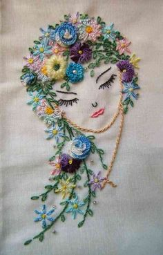Beautiful Brazilian Embroidery Designs - FOR Embroidery Designs, Embroidery Supplies, Vintage Embroidery, Embroidery Patterns, Crochet Patterns, Hardanger Embroidery, Silk Ribbon Embroidery, Cross Stitch Embroidery, Hand Embroidery