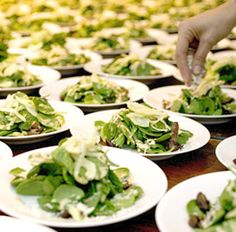 Back to Earth Organic Catering - organic foods are becoming a new trend, they are a healthier alternative.